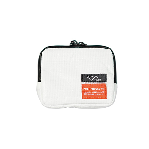 SALT ZIP WALLET_WHITE